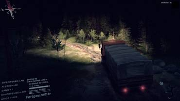 Spintires Review (Nightride)