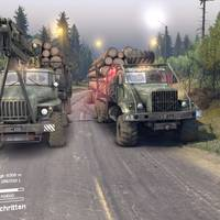 Spintires Review (Bulli Rennen)