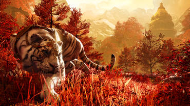 Far Cry 4 Tiger Screenshot