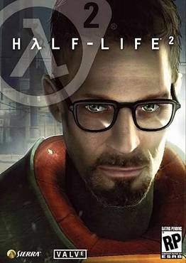 Half Life 2 DVD Cover