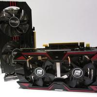 Mittelklasse Grafikkarten: PowerColor AMD Radeon R9 285 TurboDuo OC vs. ASUS Nvidia GeForce GTX 750ti OC im Test