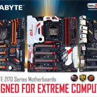 Gigabyte Z170X und Intel Skylake Launched