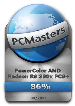 PowerColor R9 390x PCS+ Award