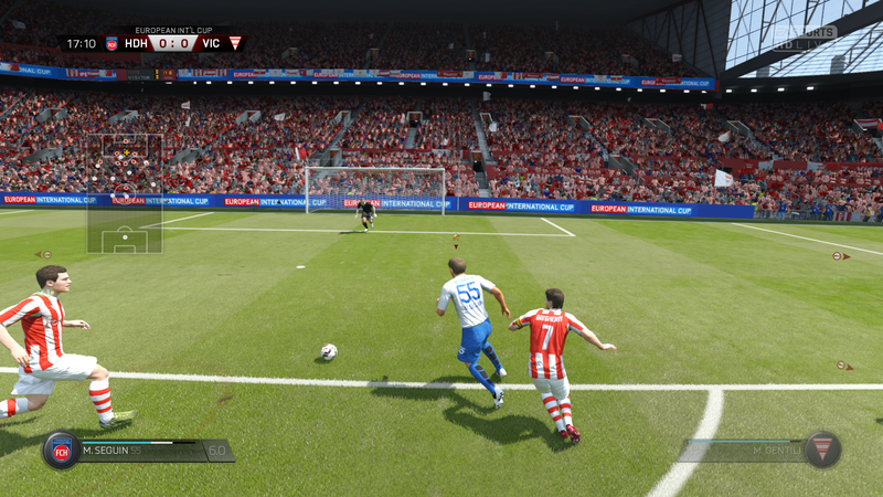 FIFA 16 Be A Pro Modus