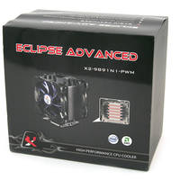 X2 Eclipse Advanced Verpackung