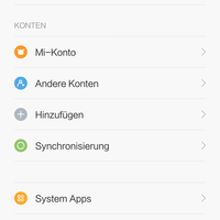 Xiaomi Redmi Note 3 Screenshots