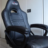 Nitro Concepts C80 Comfort Gaming Chair Testbericht/Review