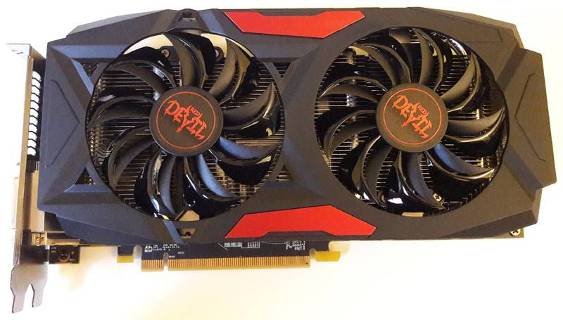 PowerColor RX470 Red Devil