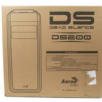 AeroCool Dead Silence DS 200 Verpackung