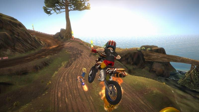 Motocross Madness Items