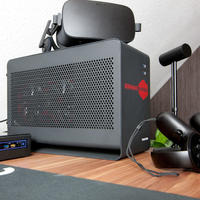 PowerColor Gaming Station eGPU Gehäuse mit Thunderbolt 3 im Test