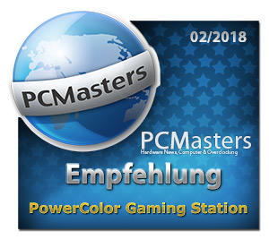 PowerColor Gaming Station Empfehlung