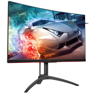 "AOC AGON AG322QC4 31,5"" Display mit FreeSync 2 und VESA DisplayHDR 400"