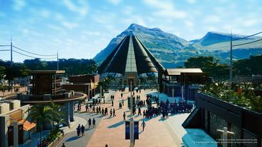 Jurassic World Evolution für den PC im Test