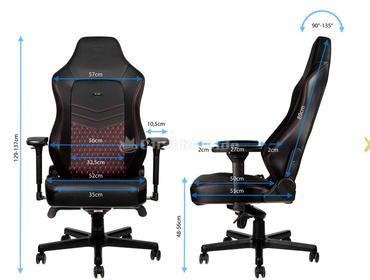 Noblechairs Hero Gaming-Stühle