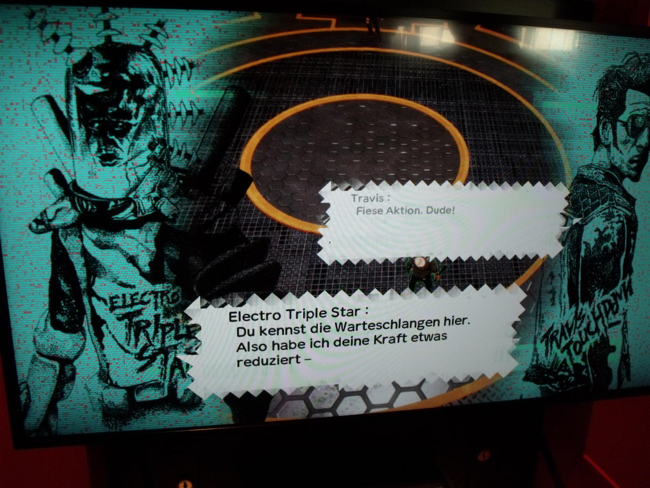 Travis Strikes Again gamescom 2