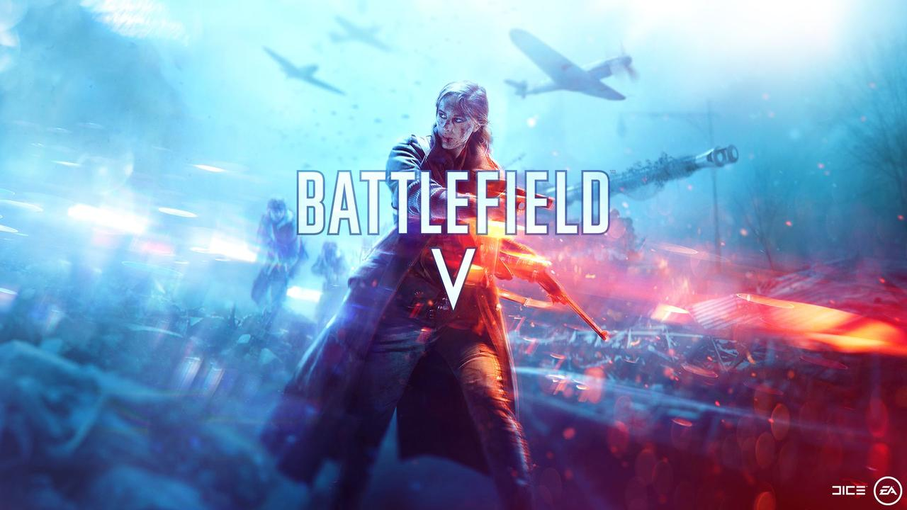 Battlefield 5 Key Art