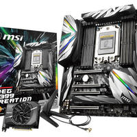 MSI MEG X399 CREATION Mainboard für Workstations