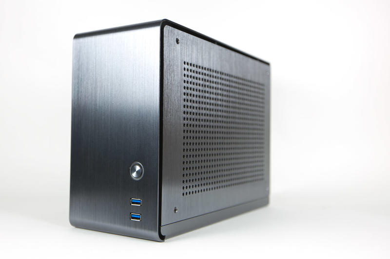 Kolink Rocket Mini-ITX Front
