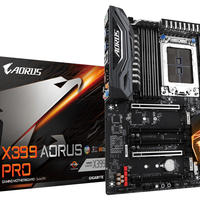 Gigabyte X399 Aorus Pro: Neues X399-Mainboard für Threadripper