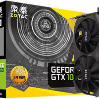 ZOTAC GeForce GTX 1060 6GB G5X Destroyer