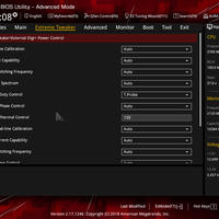 ASUS Crosshair VII Hero X470 BIOS