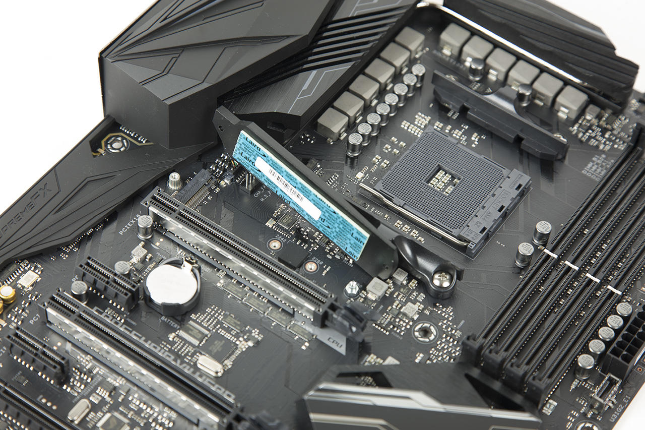 Abstand Pcie Slots