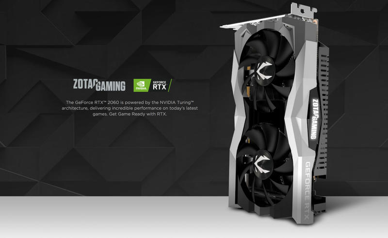 Zotac Gaming Geforce RTX 2060 Grafikkarten