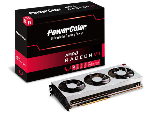 PowerColor Radeon VII Referenz