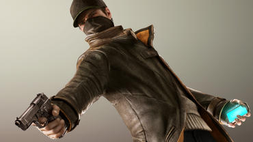 Watch Dogs PlayStation 4 Render