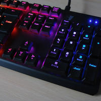 TESORO GRAM Spectrum Gaming Tastatur im Test