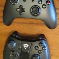 Controller unter 35€ im Vergleichstest: PowerA Enhanded Wired Controller vs. Trust GXT Bosi Wireless Gamepad