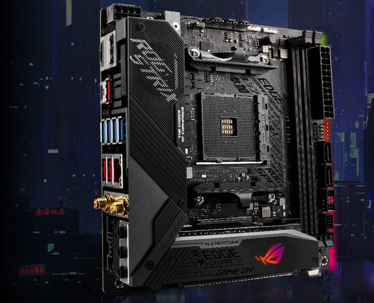 ASUS ROG Strix X570-I Gaming ITX-Mainboard