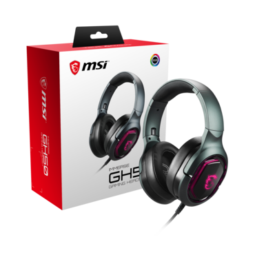 MSI GH50 Gaming Headset