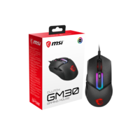 MSI: CLUTCH GM30 Gaming Mouse und IMMERSE GH50 Gaming Headset vorgestellt