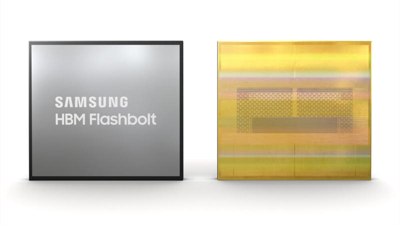 Samsung Flashbolt 16-gb-hbm2e