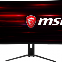 "MSI 32"" Curved Gaming Monitor Optix MAG321 CURV im Test"