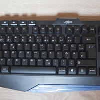 uRage Unleashed Gaming-Tastatur im Test