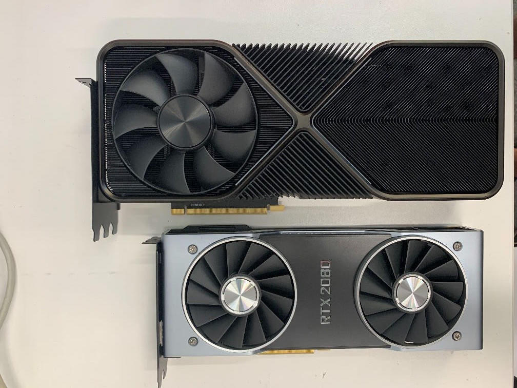 GeForce RTX 3090 Founders Edition