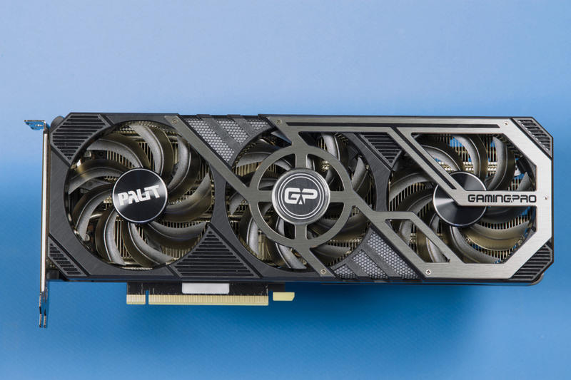 Palit GeForce RTX 3080 GamingPro Test - Review