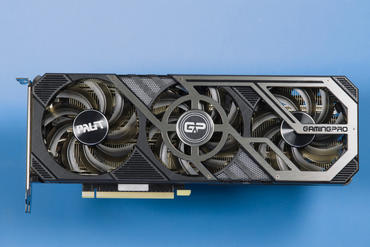 Palit GeForce RTX 3080 GamingPro im Test