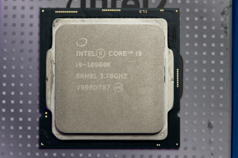 Intel Core i9-10900K Test