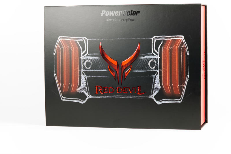 PowerColor Red Devil RX 6800 XT Verpackung