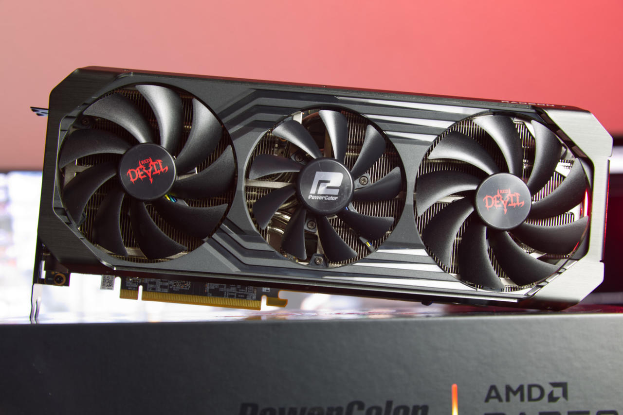 PowerColor Red Devil RX 6800 XT Benchmarks