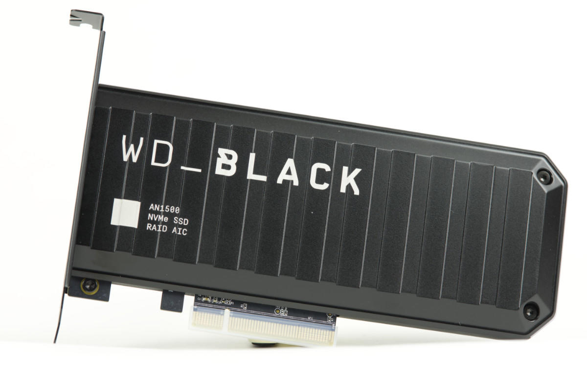 Western Digital WD_BLACK AN1500 2 TB Test/Review