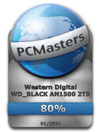 Western Digital WD_BLACK AN1500 2 TB Award