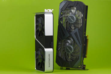 Nvidia GeForce RTX 3060 Ti Founders Edition im Test
