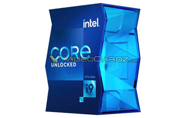 Intel Core i7-11700 und Core i9-11900 Rocket Lake CPUs geleakt