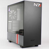 NZXT H510i Mass Effect im Test