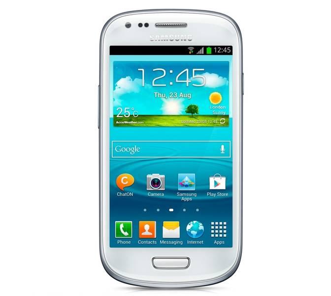 Samsung Galaxy S4 Mini: Aus Versehen auf der Samsung-Apps-Webseite ...